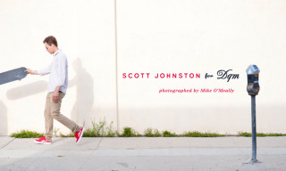 Scott Johnston for DQM Lookbook