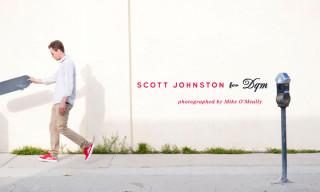 Scott Johnston for DQM Lookbook