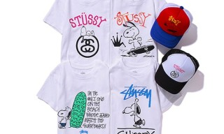 Stussy x Peanuts Spring/Summer 2012 Collection