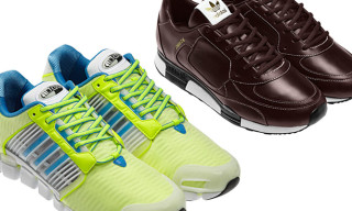 adidas Originals by David Beckham Fall/Winter 2012 Sneaker Collection
