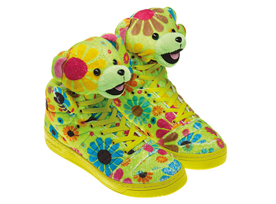Basket Adidas Jeremy Scott Teddy Bear