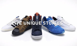 Video: adidas Originals Consortium Spring/Summer 2012 – Your Story Drop II