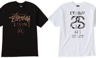 AKEEM x Stussy Tee Shirt Collection