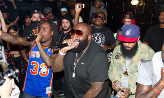 Rick Ross & Maybach Music Group 'Self Made Vol. 2' Session at Alife NYC – Recap