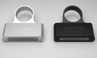 The Blink/Steady Bike Light