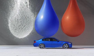 "Video: BMW M5 – ""Bullet"" – High Performance Art"