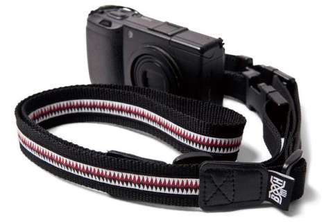 Bounty Hunter Shark Tooth Camera Strap