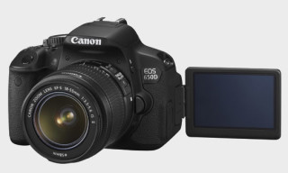 Canon EOS 650D – Touchscreen DSLR Camera