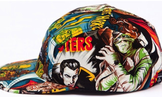Chari & Co NYC 'Horror' 5 Panel Cap