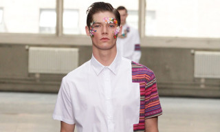Christopher Shannon Spring/Summer 2013 Collection – Runway