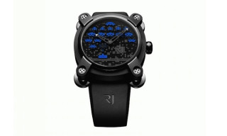 colette x Romain Jerome 'Space Invaders' Watch