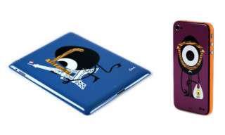 Custom Apple Products by Colibri featuring the Art of Darcel, Andre & Others