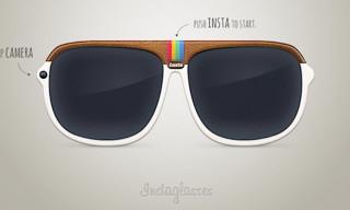 Instagram 'Instaglasses' Concept