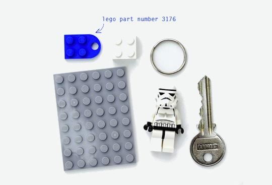 Diy Lego Key Holder Highsnobiety