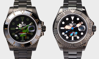 Dr. Romanelli x Bamford Watch Department Army vs Navy Custom Rolex Watches