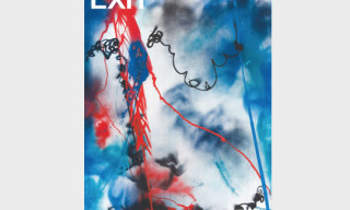 EXIT Magazine Spring/Summer 2012 Issue – Cover Art by Futura 2000