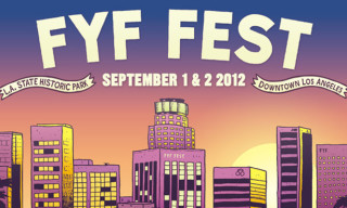 FYF Fest 2012 – M83, Dinosaur Jr., Future Islands and More