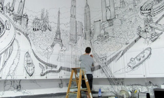 Video: Global City Mural by Deck Two