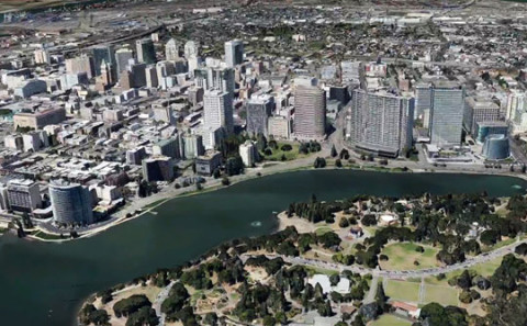 Google Earth Goes 3D | Highsnobiety