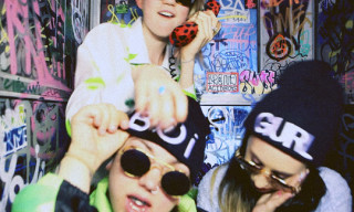 Music Video: L$D (Grimes, Kreayshawn, Blood Diamonds, and Tragik) – Don't Smoke My Blunt Bitch
