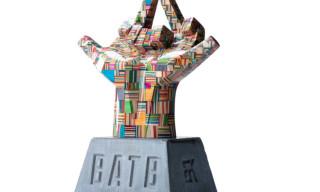 Haroshi x THE BERRICS 'BATB V' Trophy – A Detailed Look