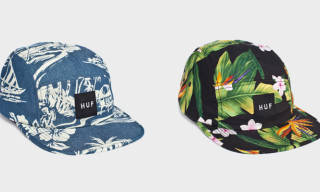 Huf Summer 2012 Caps