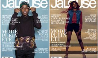Jalouse Magazine June 2012 – ASAP Rocky & Azealia Banks