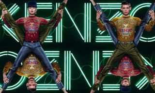 Kenzo Fall 2012 Campaign by Jean-Paul Goude