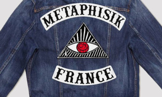 Levi's Creates Trucker Denim Jackets with André & Shepard Fairey