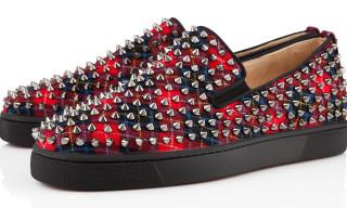 Christian Louboutin Tartan Sneaker Pack