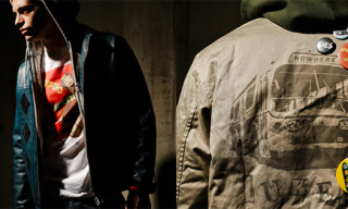 LUKER by Neighborhood Fall/Winter 2012 Lookbook