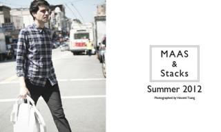 MAAS & Stacks Summer 2012 Lookbook