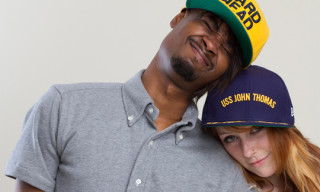 Mark McNairy Spring/Summer 2013 Lookbook featuring Danny Brown & Kitty Pryde