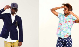 Mark McNairy Spring/Summer 2013 Lookbook starring Danny Brown
