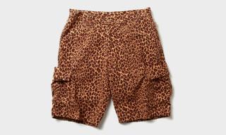 Masterpiece Ripstop Cargo Shorts – Leopard & Camo