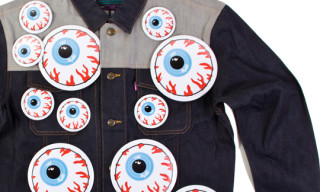 Mishka Oversized 'Keep Watch' Pins