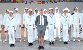 Moncler Gamme Bleu Spring/Summer 2013 Collection Presentation