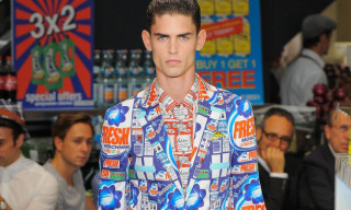 Moschino Men's Spring/Summer 2013 Collection – The Supermarket