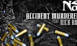Music: Nas Featuring Rick Ross – Accident Murderers