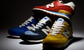 New Balance 574 'Vintage' Pack Spring/Summer 2013