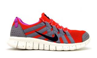 Nike Free Powerlines Red/Grey/Black