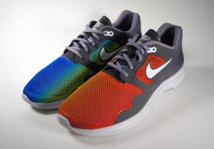 Nike Lunar Flow Rainbow Colors - Nike Portland Exclusive