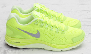 Nike Lunarglide+ 4 'Volt'