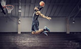 Video: Nike+ Basketball – LeBron Dunk