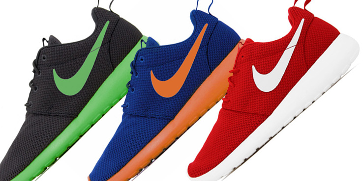 new roshes nike