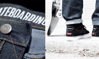 Nike SB Omar Salazar x Levi's – A First Look