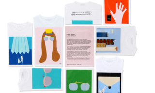 Prada x Vahram Muratyan 'Parallel Universes' Capsule T-Shirt Collection
