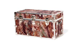 GO OUT x Stussy Livin General Store Rhino Realtree Armor Trunk
