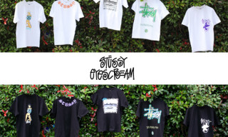 Stussy x Eyescream T-Shirt Project – Phenomenon, Facetasm, etc