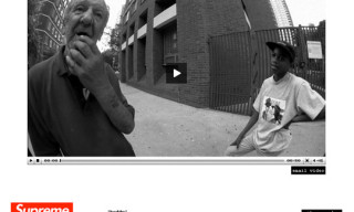 Video: Jason Dill and Tyshawn Jones for Supreme – Buddy